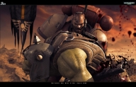 Dawn of War in 2004 was another highlight of Blur years. Still a great trailer after over 5 years,